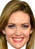 Amy Purdy Movies Stars 2015 Celebrity Face Mask
