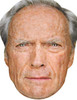 Clint Eastwood Old Celebrity Face Mask