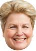 Sandi Toksvig Great British Bake Off Celebrity Face Mask