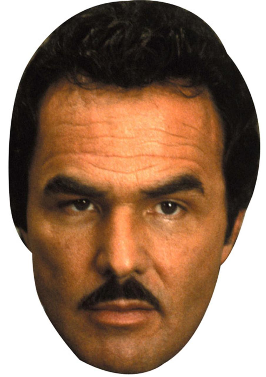 Burt Reynolds Young Celebrity Face Mask Celebrity Facemasks