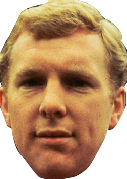 Bobby Moore Young Celebrity Face Mask