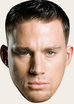 Channing Tatum Celebrity Face Mask
