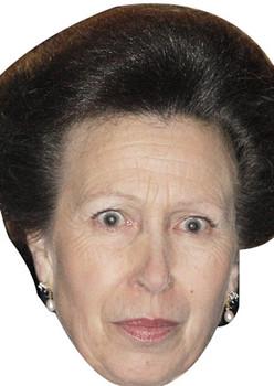 Princess Anne Celebrity Face Mask