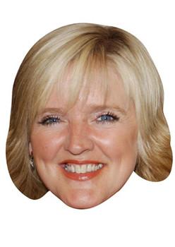 Bernie Nolan Celebrity Face Mask