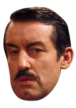 Boycie Celebrity Face Mask