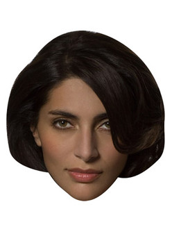 Caterina Murino  Bond Girl Casino Royal Celebrity Face Mask