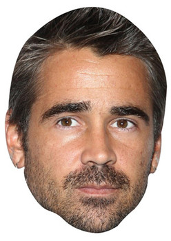 Colin Farrell Celebrity Face Mask