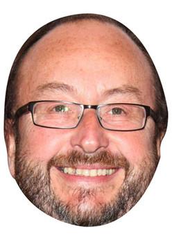 Dave Myers Celebrity Face Mask
