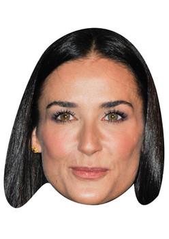 Demi Moore Celebrity Face Mask