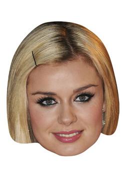 Katherine Jenkins Celebrity Face Mask