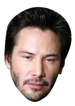Keanu Reeves Celebrity Face Mask