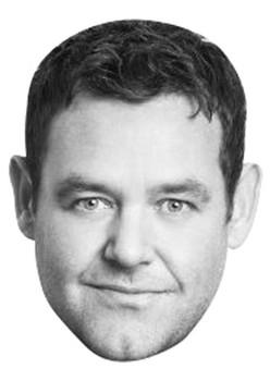 Kenneth Benidorm Celebrity Face Mask