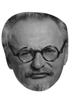 Leon Trotsky Celebrity Face Mask