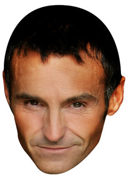 Marti Pellow Wet Wet 2013 Celebrity Face Mask