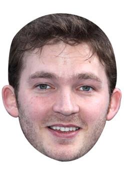 Max Hollyoaks Celebrity Face Mask
