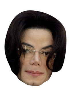 Michael Jackson New 2 Celebrity Face Mask