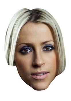 Nicola Appleton Celebrity Face Mask