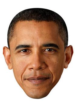 President Barack Obama Celebrity Face Mask