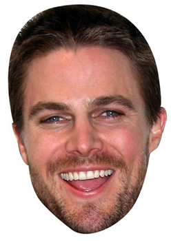Stephen Amell Celebrity Face Mask