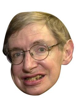 Stephen Hawking Celebrity Face Mask