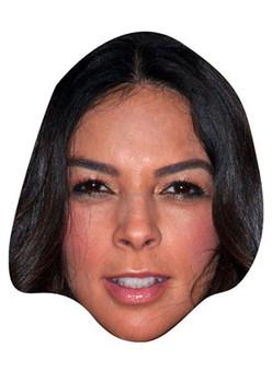 Terri Seymour Celebrity Face Mask