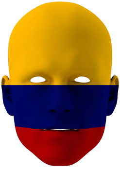 Columbia World Cup Face Mask