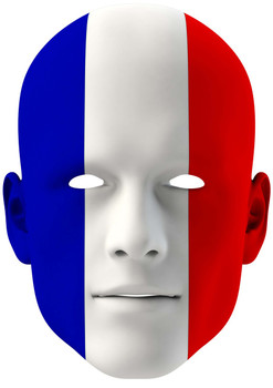 France World Cup Face Mask