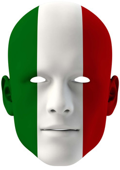Italy World Cup Face Masks