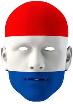 Netherlands World Cup Face Mask