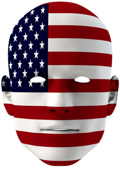 U.S.A World Cup Face Mask