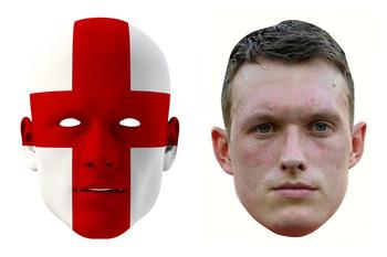 England World Cup Face Mask Pack Jones