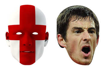 England World Cup Face Mask Pack Baines