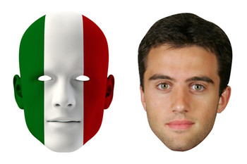 Italy World Cup Face Mask Pack De Rossi
