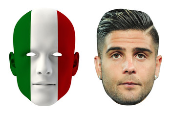 Italy World Cup Face Mask Pack Insigne