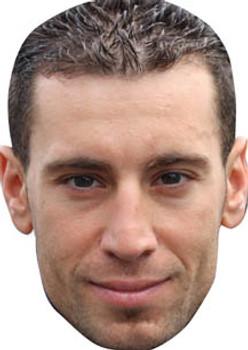 Vincenzo Nibali Cycling Celebrity Face Mask