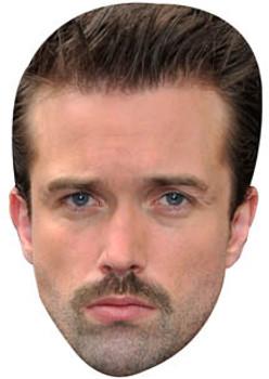 Brendan Brady Mask Hollyoaks Face Mask