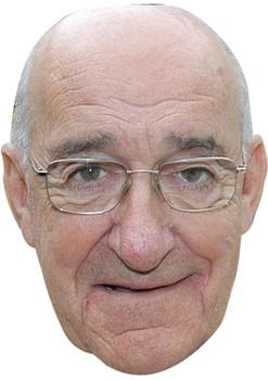 Jim Bowen Darts 2015 Celebrity Face Mask