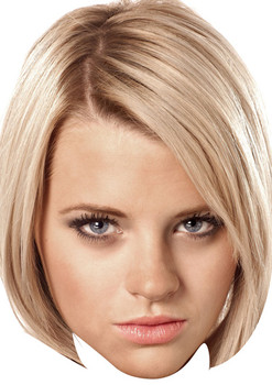Lucy Beale 2015 Celebrity Face Mask