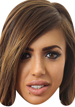 Holly Hagan 2015 Celebrity Face Mask