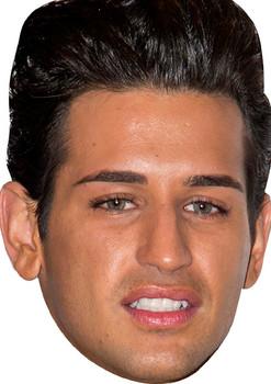 Ollie Lock 2015 Celebrity Face Mask