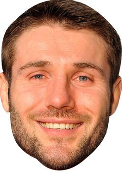 Ben Cohen Sports 2015 Celebrity Face Mask