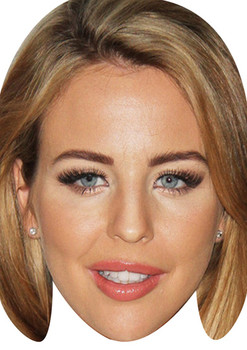 Lydia Rose Bright Towie 2015 Celebrity Face Mask