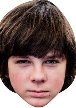 Chandler Riggs Walking Dead 2015 Celebrity Face Mask