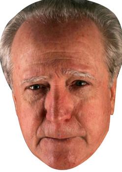 Scott Wilson Walking Dead 2015 Celebrity Face Mask