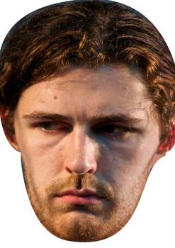 Hozier Music Star 2015 Celebrity Face Mask