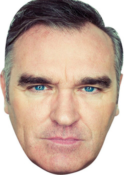 Morrisey Music Star 2015 Celebrity Face Mask