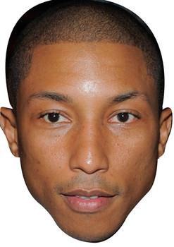 Pharrell Williams 2016 Music Star Celebrity Face Mask