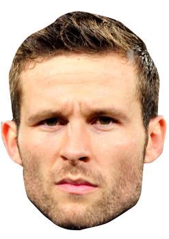 Cabaye Football 2015 Celebrity Face Mask