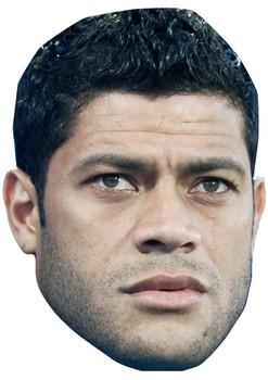 Hulk Brazil Football 2015 Celebrity Face Mask