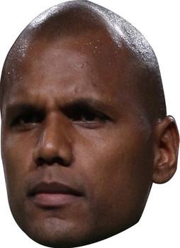 Jefferson Brazil Football 2015 Celebrity Face Mask
